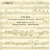 echange, troc  - Intégrale des Concertos pour clavier vol.18