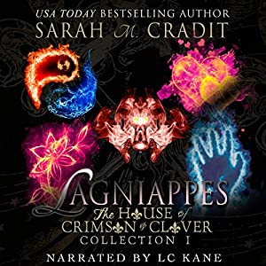 Lagniappes Collection 1: A House of Crimson & Clover Short Story Collection Hörbuch von Sarah M. Cradit Gesprochen von: LC Kane