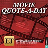 Entertainment Tonight Movie Quote-a-Day 2017 Day-to-Day Calendar