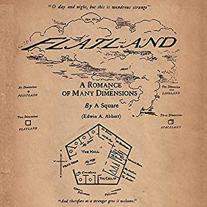 Flatland: A Romance of Many Dimensions Audiobook