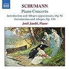 Schumann, R.: Piano Concerto In A Minor / Introduction And Allegro Appassionato