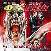 Der Sarg des Vampirs (Larry Brent 6) | Simeon Hrissomallis