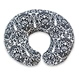 Boppy-Nursing-Pillow-and-Positioner-Brocade-Black-and-White