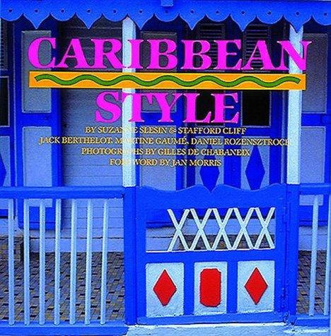 Caribbean Style (Hardback) /Anglais (Style Book)