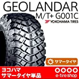 YOKOHAMA TIRE サマータイヤ単品 GEOLANDAR M/T+ G001C 6.50R16 97/93Q [ジオランダー]