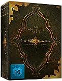 DVD Cover 'Sanctuary - Die komplette Serie (19 Discs)
