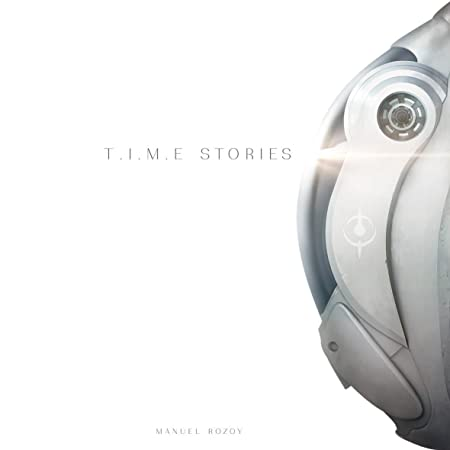 Asmodee - SCTS01FR - Jeu de Stratégie - Time Stories