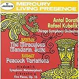 Le Mandarin Merveilleux / Le Paon, variations symphoniques