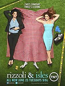 Rizzoli Isles Season 5 Customized 14x18 inch Silk Print Poster/WallPaper Great Gift