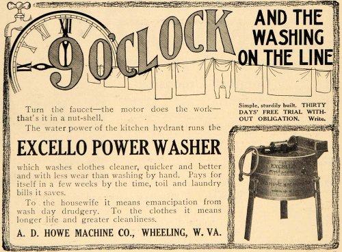 Antique Washer Machine