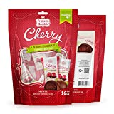 Dark Chocolate Covered Cherries, 16 Oz Bag