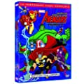 Avengers Earth's Mightiest Heroes (Region 2) Vol 5+6+7+8