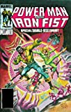 img - for Power Man and Iron Fist (Marvel Essentials, Vol. 2) (v. 2) book / textbook / text book