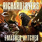 The Masked Witches: Forgotten Realms: Brotherhood of the Griffon, Book 4 | Richard Lee Byers
