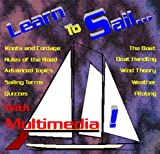 img - for Learn to Sail! with Multimedia! CD DVD book / textbook / text book