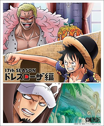 ONE PIECE ワンピース 17THシーズン ドレスローザ編 piece.27[DVD]