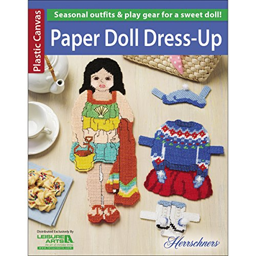 Leisure Arts Paper Doll Dress up - 1