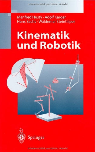 Kinematik und Robotik (German Edition)