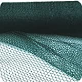Elixir Green Bird Netting Garden / Vegetable - 10m x 1m,5m,15m,20m