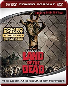 Land of the Dead (Unrated Director's Cut) (Combo HD DVD and Standard DVD)