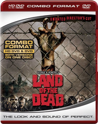 Land of the Dead [Unrated Directors Cut] / Земля мертвых (2005)
