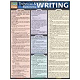 Technical & Business Writing (Quickstudy Reference Guides - Academic) ~ Inc. BarCharts