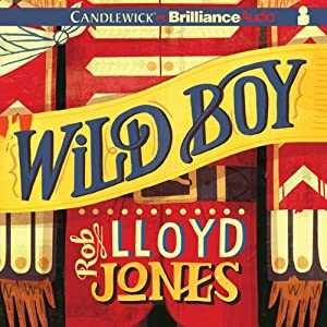 Wild Boy Audiobook