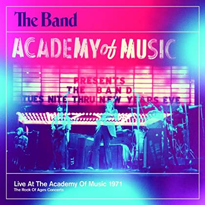 Live at the Academy