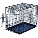 Pet Crate w/ plastic pan