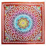 Diwali Special Rangoli large Sparkle Sticker