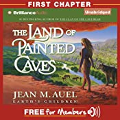 The Land of Painted Caves: First Chapter | [Jean M. Auel]