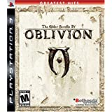 The Elder Scrolls IV: Oblivion - Playstation 3 (Greatest Hits) ~ Bethesda