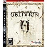 The Elder Scrolls IV: Oblivion - Playstation 3 (Greatest Hits) ~ Bethesda