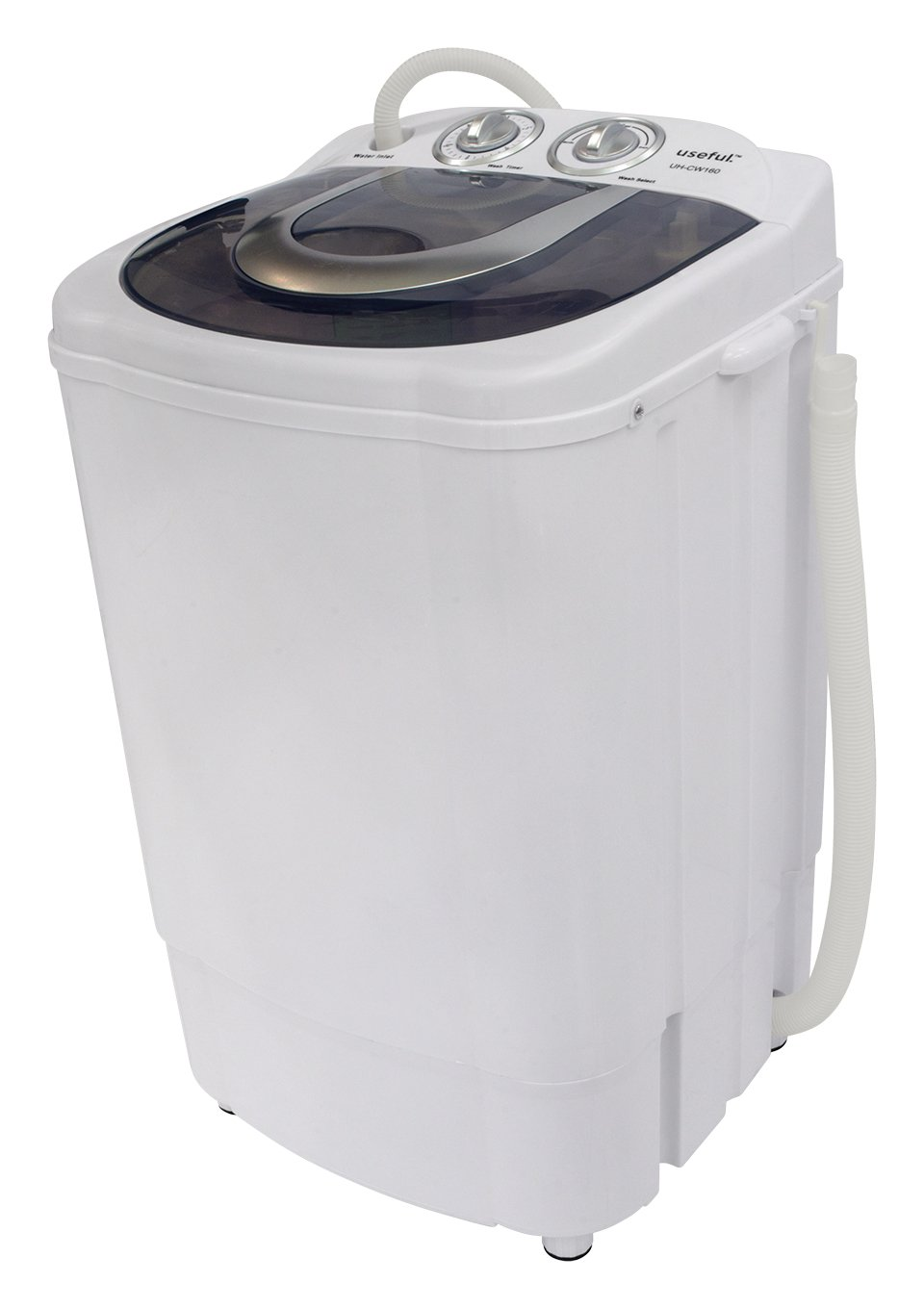 Useful UH-CW160 Automatic Electric Small Mini Portable Compact Washer Washing Machine 8.5 LB Capacity