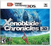 Xenoblade Chronicles 3D - Nintendo 3DS from Nintendo