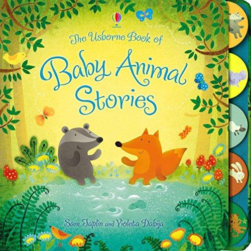 Baby Animal Stories (Tab Board Books)