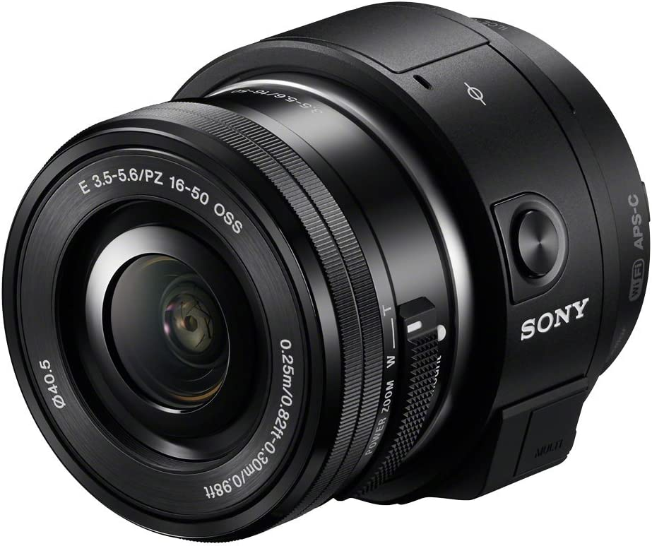 Sony ILCE-QX1 Lens Style Camera