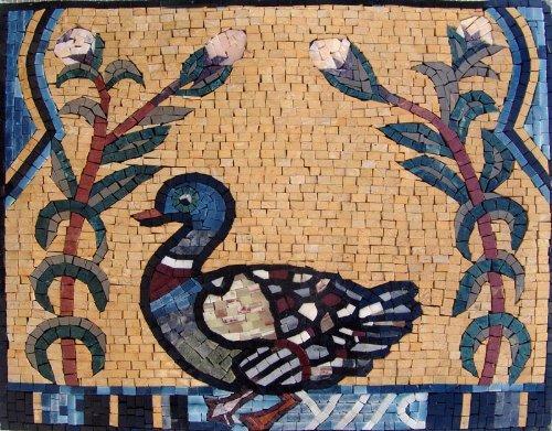 16x20 Accent Marble Mosaic Art Tile Home Decor