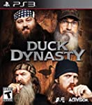 DUCK DYNASTY - PS3