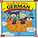 Teach Me More German Audiobook by Judy R Mahoney Narrated by Ann Gibbon