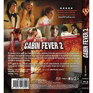 Cabin Fever 2 (Blu-Ray) (Import) (2013) Rider Strong; Noah Segan; Alexander