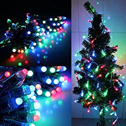 SFL 13 meter long 40pcs RGB Full Color 12mm Pixels Digital Addressable LED String IP68 Brand New Complete set