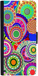 Snoogg Creative Fruit 2424 Graphic Snap On Hard Back Leather + Pc Flip Cover ...