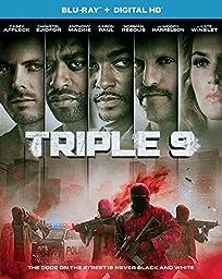 Triple 9 (Blu-ray + Digital HD)