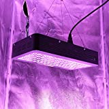MEIZHI Reflector-Series 450W LED Grow Light Full Spectrum - Growing Lamp Panel for Hydroponics Indoor Greenhouse Plants Veg Flowering Growth