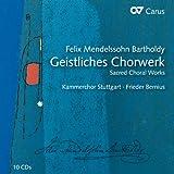 echange, troc  - Mendelssohn : L'uvre chorale sacré. Bernius.