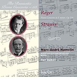 The Romantic Piano Concerto, Vol. 53