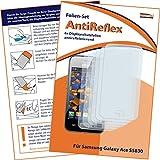 """6 x mumbi Displayschutzfolie Samsung Galaxy Ace S5830 S5830i Displayschutz """"AntiReflex"""" antireflektierend"""