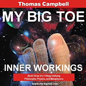 My Big TOE, Book 3: Inner Workings Audiobook