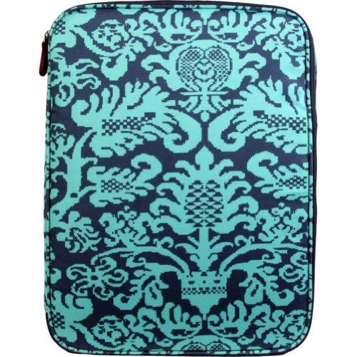 Amy Butler For Kalencom Nola Laptop Wrap (Fanfare Midnight) front-338420